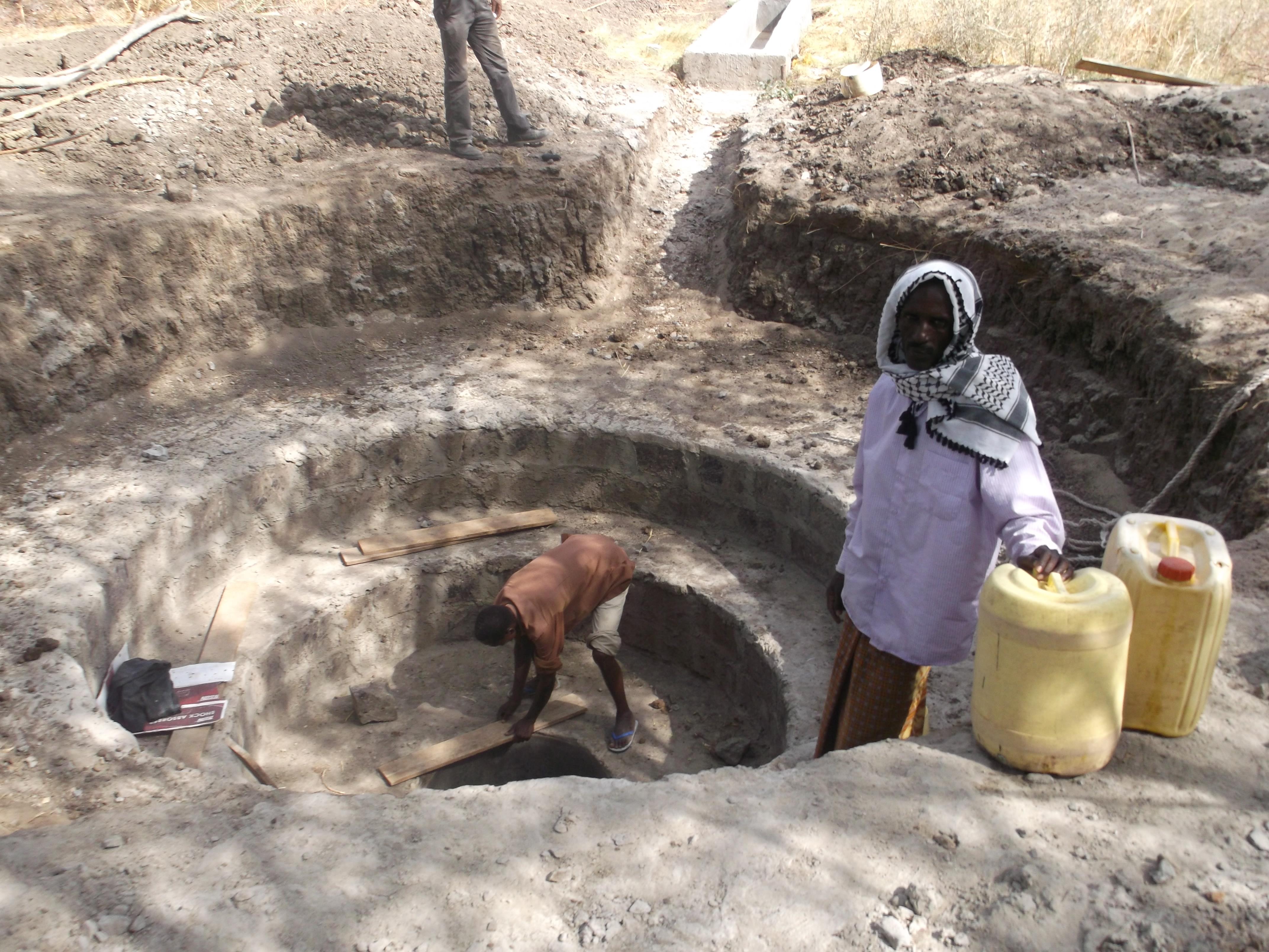 Hawaye_sept 2013 cattle trough